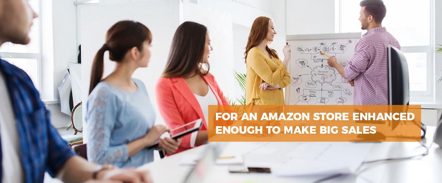 Amazon store enhanced