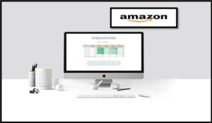 Amazon Product Onboarding