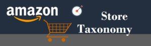 Amazon Store Taxonomy & Organization