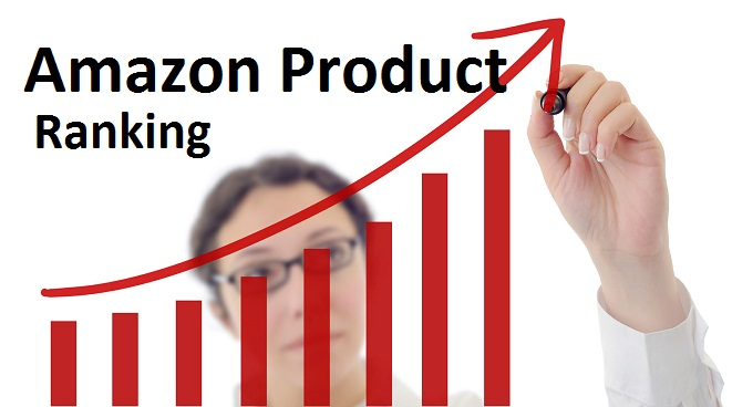 Amazon product ranking
