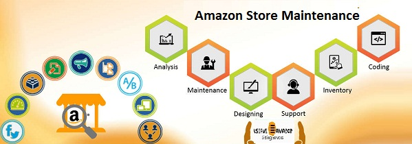Amazon store maintenance