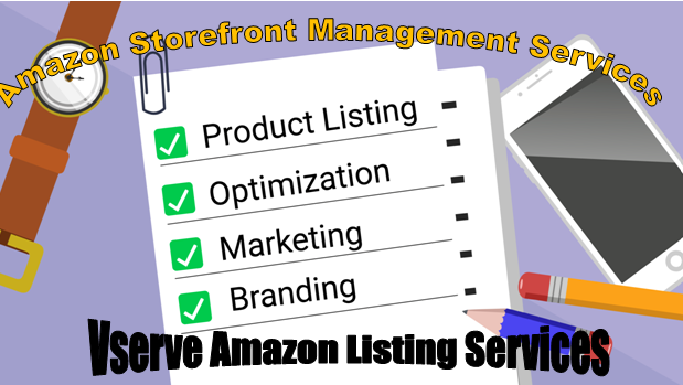 Amazon Storefront Management Services