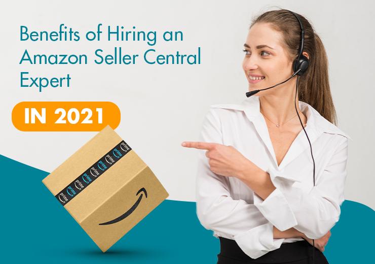 Amazon Seller Central Expert